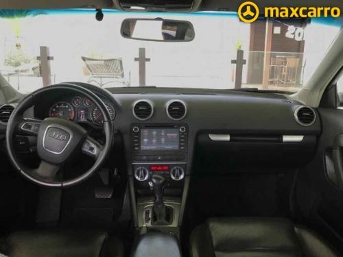 Foto do veículo AUDI A3 Sportback 2.0 16V TFSI S-Tronic 2010/2010 ID: 38220