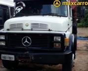 MERCEDES-BENZ L-1520 3-Eixos 2p (diesel) 1986/1986