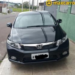HONDA Civic Sed. LXL/ LXL SE 1.8 Flex 16V Aut. 2013/2012