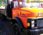 MERCEDES-BENZ L-2013 3-Eixos 2p (diesel) 1984/1984