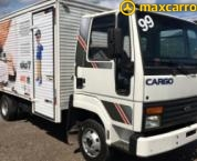 FORD CARGO 814 Turbo 2p (diesel) 1999/1999