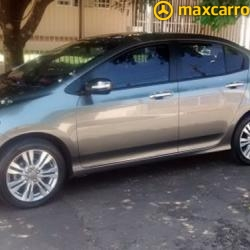 HONDA CITY Sedan EXL 1.5 Flex  16V 4p Aut. 2013/2013