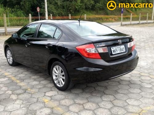 Foto do veículo HONDA Civic Sed. LXL/ LXL SE 1.8 Flex 16V Aut. 2013/2013 ID: 41522