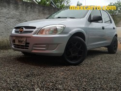GM - Chevrolet Celta Spirit 1.0 MPFI VHC 8V 5p 2010/2009