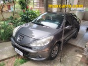 Peugeot 207 Sedan Passion XR 1.4 Flex 8V 4p 2010/2009