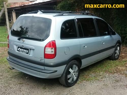Foto do veículo GM - Chevrolet Zafira Elegance 2.0 MPFI FlexPower 8V 5p 2012/2012 ID: 74744