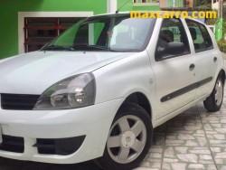 Renault Clio Authentique Hi-Flex 1.0 16V 5p 2010/2009