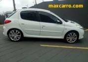 Peugeot 207 X-Line 1.4 Flex 8V 5p 2010/2009