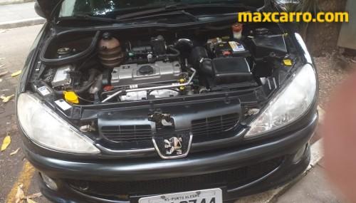 Foto do veículo Peugeot 206 Presence 1.4/ 1.4 Flex 8V 5p 2008/2007 ID: 75319