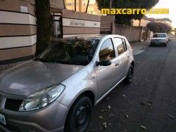 RENAULT SANDERO Authentique Hi-Flex 1.6 8V 5p 2008/2007