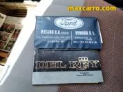 Ford Del Rey L 1.8 / 1.6 2p e 4p 1984/1984