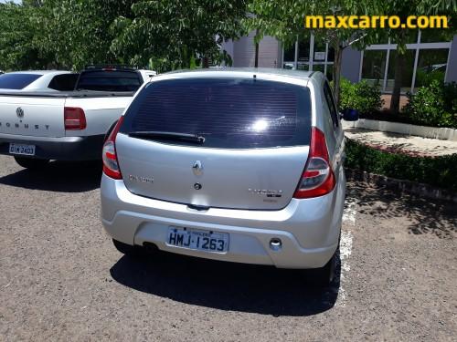 Foto do veículo Renault SANDERO Expression Flex 1.6 16V 5p 2010/2009 ID: 75644