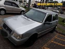 Fiat Uno Mille 1.0 Electronic 4p 2005/2005