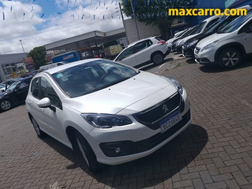 Foto do veículo Peugeot 308 Business 1.6 Turbo Flex 16V 5p Aut. 2019/2019 ID: 75677