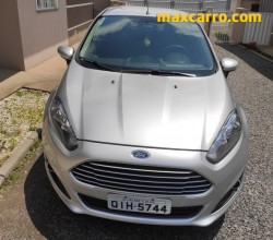Ford Fiesta SEL 1.6 16V Flex  Aut. 5p 2017/2017