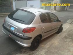 Peugeot 206 Presence 1.4/ 1.4 Flex 8V 5p 2004/2004