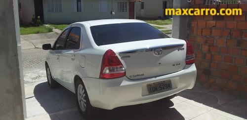 Foto do veículo Toyota ETIOS XLS 1.5 Flex 16V 5p Mec. 2013/2013 ID: 75952
