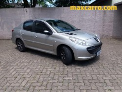 Peugeot 207 Sed. Passion XR Sport 1.4 Flex 8V 4p 2011/2010