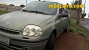 Renault Clio Sedan Authentique 1.6 16V 110cv 4p 2003/2002