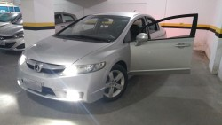 Honda Civic Sedan LXS 1.8/1.8 Flex 16V Mec. 4p 2009/2009