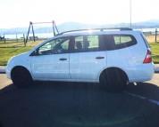 Nissan LIVINA GRAND S 1.8 16V Flex Fuel Mec. 2012/2012
