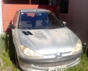 Peugeot 206 Soleil 1.6 16v 110cv 5p 2001/2001