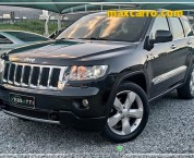 Jeep Grand Cherokee Limited 3.0 TB Dies. Aut 2012/2013