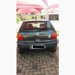 VW - VolksWagen Polo 1.6 Mi/ S.Ouro 1.6Mi 101cv 8V 5p 2004/2004