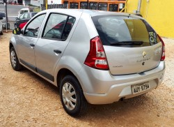 RENAULT SANDERO STEP. Easy R H-Power 1.6 8V 2014/2013