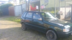 Fiat Uno Mille 1.0 Electronic 4p 1994/1994