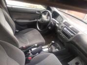 Honda Civic Sedan EX 1.7 16V 130cv Aut. 4p 2002/2002