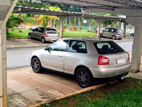 Foto do veículo Audi A3 1.8 3p 2001/2001 ID: 77556