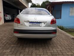 Peugeot 207 Sedan Passion XS 1.6 Flex 16V 4p Aut 2011/2010