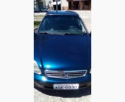 Honda Civic Sedan LX 1.6 16V Mec. 4p 1999/1999