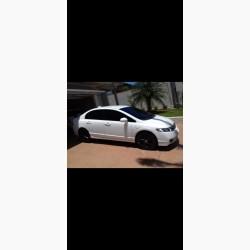 Honda Civic Sedan LXS 1.8/1.8 Flex 16V Mec. 4p 2009/2009
