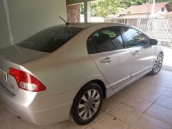 HONDA Civic Sedan LXS 1.8/1.8 Flex 16V Mec. 4p 2010/2009