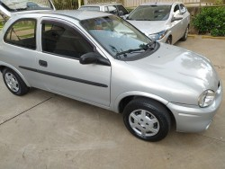 GM - Chevrolet Corsa Wind 1.0 MPFI / EFI  2p 2000/2000