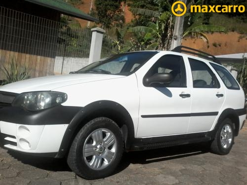 Foto do veículo FIAT Palio Weekend Adventure 1.8 8V 103cv 4p 2006/2005 ID: 40548
