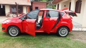 Ford Fiesta TITANIUM 1.6 16V Flex Mec. 2014/2013