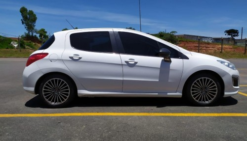 Foto do veículo Peugeot 308 Griffe 1.6 Turbo Flex 16V 5p Aut. 2013/2013 ID: 80259