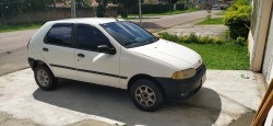 Fiat Palio Young 1.0 mpi Fire 8V 4p 2001/2001