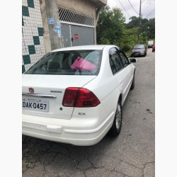 Honda Civic Sedan EX 1.7 16v 130cv Mec. 4p 2001/2001