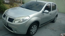 RENAULT SANDERO Authentique Hi-Flex 1.6 8V 5p 2008/2008