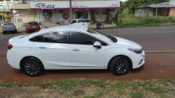 GM - Chevrolet CRUZE LT 1.4 16V Turbo Flex 4p Aut. 2017/2016
