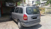 GM - Chevrolet Zafira 2.0/ CD 2.0  8V  MPFI 5p Mec. 2001/2001