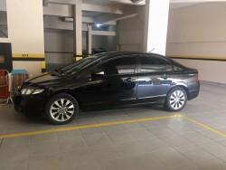HONDA Civic Sedan EXS 1.8/1.8 Flex 16V Aut. 4p 2010/2009