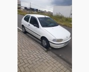 Fiat Palio Young 1.0 mpi Fire 8V 2p 2002/2002