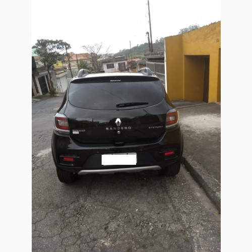 Foto do veículo Renault SANDERO STEP. Easy R H-Power 1.6 8V 2017/2016 ID: 80845