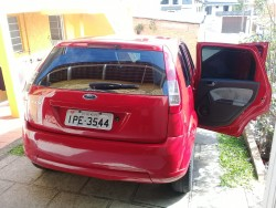 Ford Fiesta 1.0 8V Flex/Class 1.0 8V Flex 5p 2009/2008