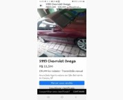 GM - Chevrolet Omega CD 4.1 / 3.0 1993/1993